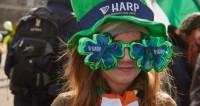 Волынка, пиво и парад: День святого Патрика – самое зеленое время в году