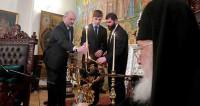«Наши истинные братья»: Лукашенко встретился с Илией II
