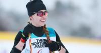 Лысова взяла «золото» в лыжной гонке на Паралимпиаде