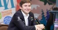 Карякин лидирует на шахматном турнире претендентов после 12 туров