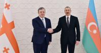 Алиев: сотрудничество Баку и Тбилиси выйдет на глобальный уровень