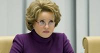 Матвиенко: Нынешние выборы – открытые, прозрачные, активные
