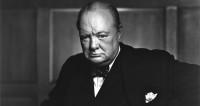 Окурок сигары Черчилля продали за $620
