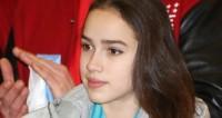 Алина Загитова поделилась секретом стройности