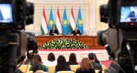 Казахстан и Таджикистан скрепили дружбу новыми соглашениями