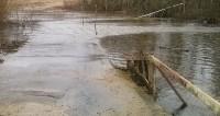 В Приморье начался подъем воды в реках