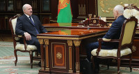 Лукашенко провел встречу с госсекретарем Союзного государства