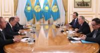 Назарбаев: Казахстан готов помогать странам-гарантам перемирия в Сирии