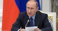 Путин рассказал о подготовке новой серии указов