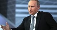 Путин: Надеюсь, Россия покажет на ЧМ красивый и достойный футбол