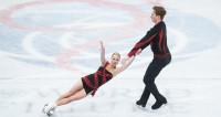 Фигуристы Тарасова и Морозов завоевали серебро ЧМ среди спортивных пар