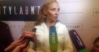 Звезды фигурного катания открыли торговый центр в Москве