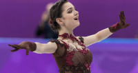 Евгения Медведева: Ощущение, что эта Олимпиада была домашней