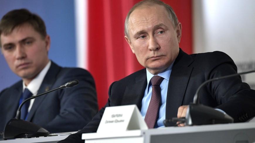 Путин расставил приоритеты: сначала хлеб, потом разведка