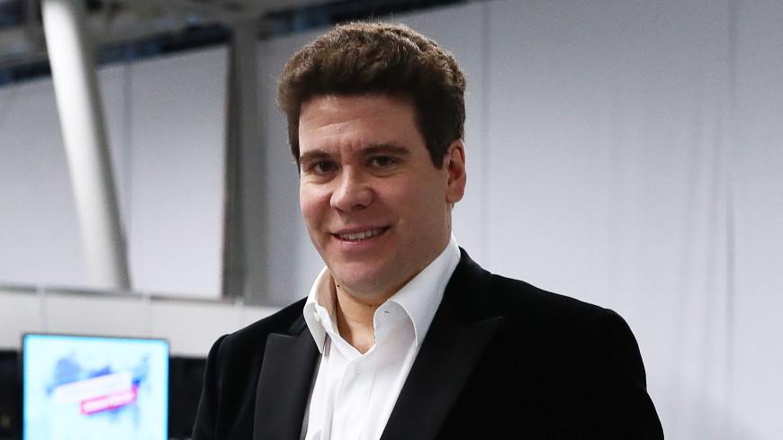 Пианист Мацуев проголосовал на выборах президента