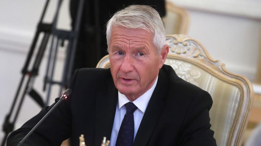 Генсек Совета Европы посетит Россию с визитом 20 июня
