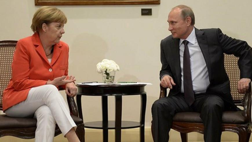 "Фото: ""Официальный сайт президента РФ"":http://www.kremlin.ru/, меркель и путин, путин, меркель, путин и меркель"