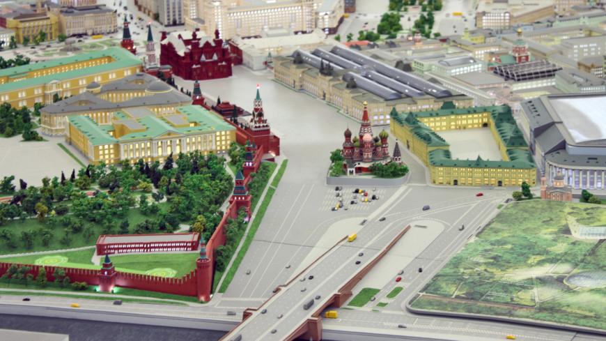 Павильон «Макет Москвы» на ВДНХ закроют на две недели