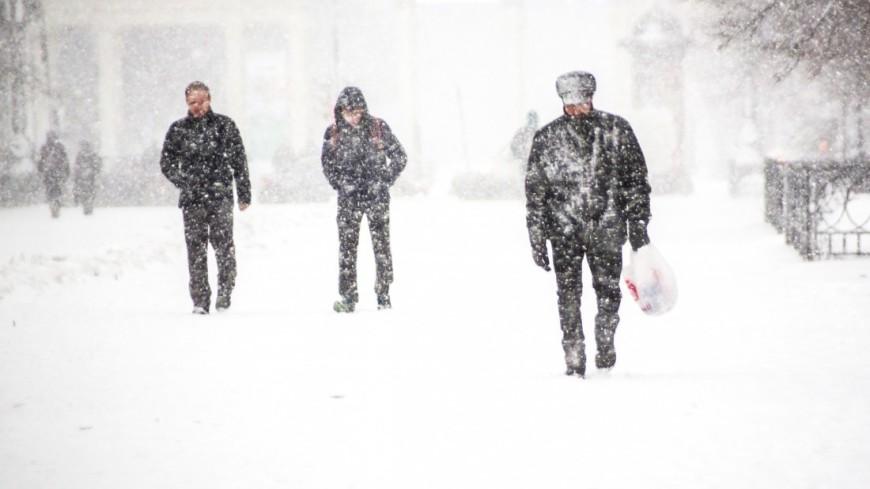 Снегопад в Москве,снег, снегопад, зима, погода, люди, пешеход, прогулка,снег, снегопад, зима, погода, люди, пешеход, прогулка