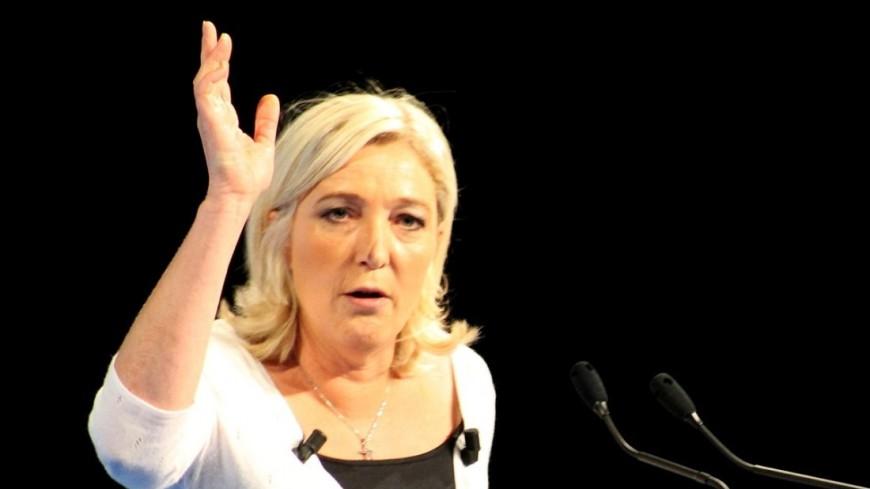 Марин Ле Пен осталась на посту главу «Национального фронта»