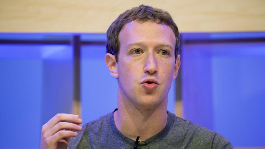 Цукерберг признал ошибки после утечки данных 50 млн пользователей