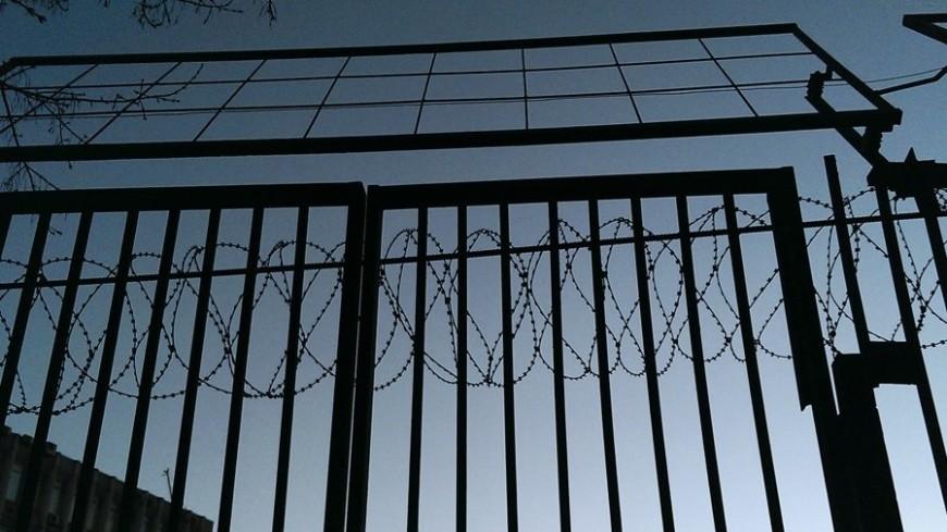 """Фото: Елизавета Шагалова, """"«Мир24»"""":http://mir24.tv/, забор, колючая проволока, тюрьма"""
