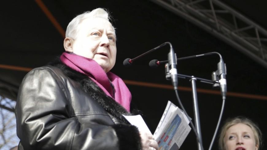 Телеканал «МИР» покажет программу в память об Олеге Табакове