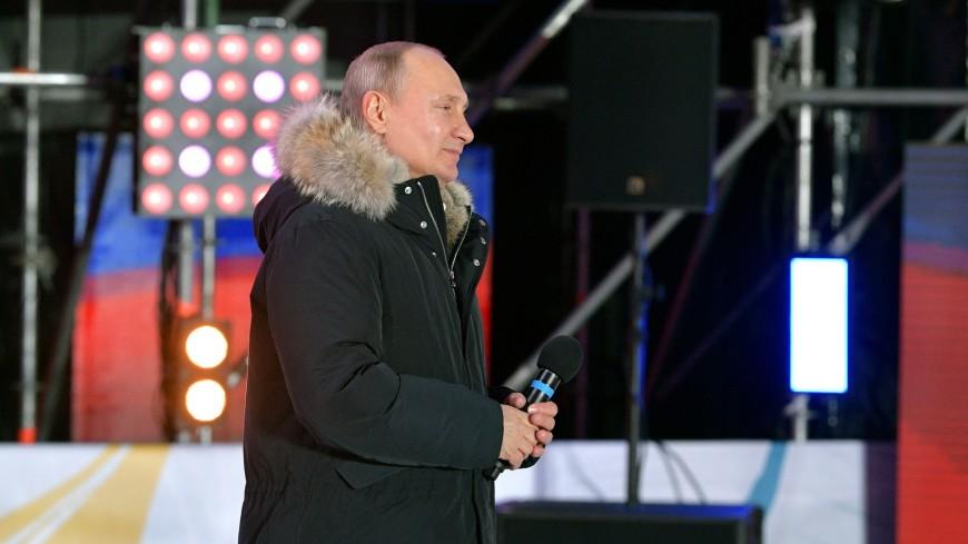 ЦИК обработал 90% бюллетеней: Путин увеличивает отрыв