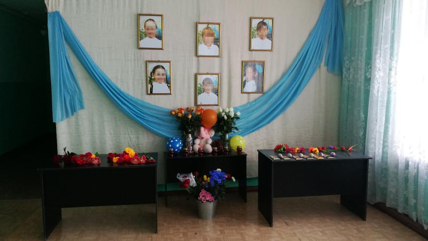 В поселке Трещевский вспоминают погибших в «Зимней вишне» школьников