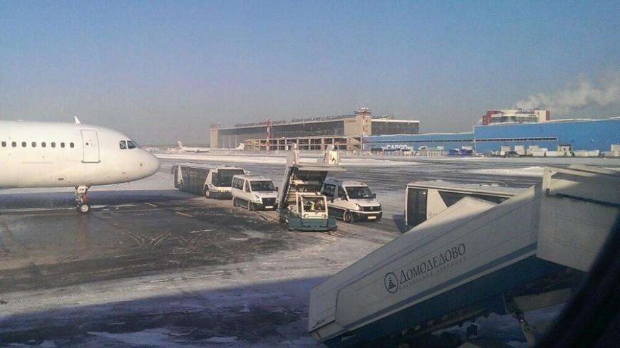 "Фото: Елизавета Шагалова, ""«МИР 24»"":http://mir24.tv/, самолет, домодедово, аэропорт домодедово, аэропорт"