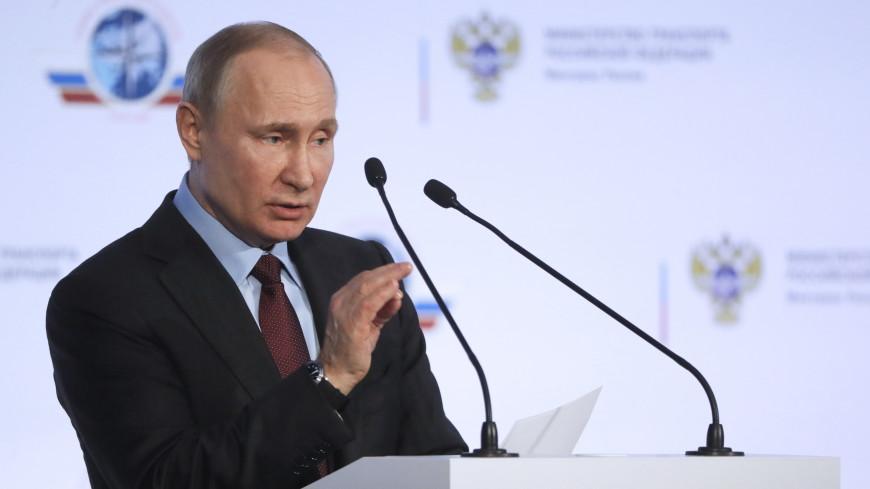 Путин призвал ответственно подойти к финансированию пригородного сообщения