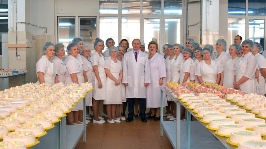 Самарские предпринимательницы рассмешили Путина