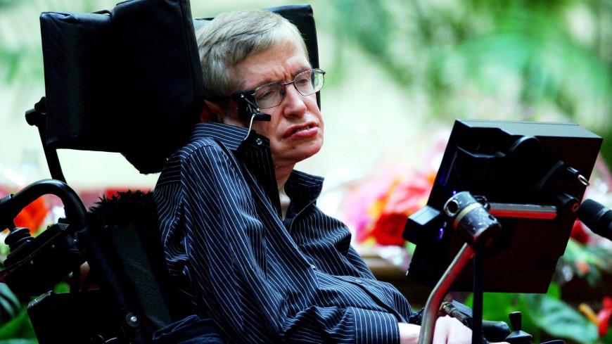 Инвалидное кресло, куртку и научные работы Хокинга продадут на аукционе
