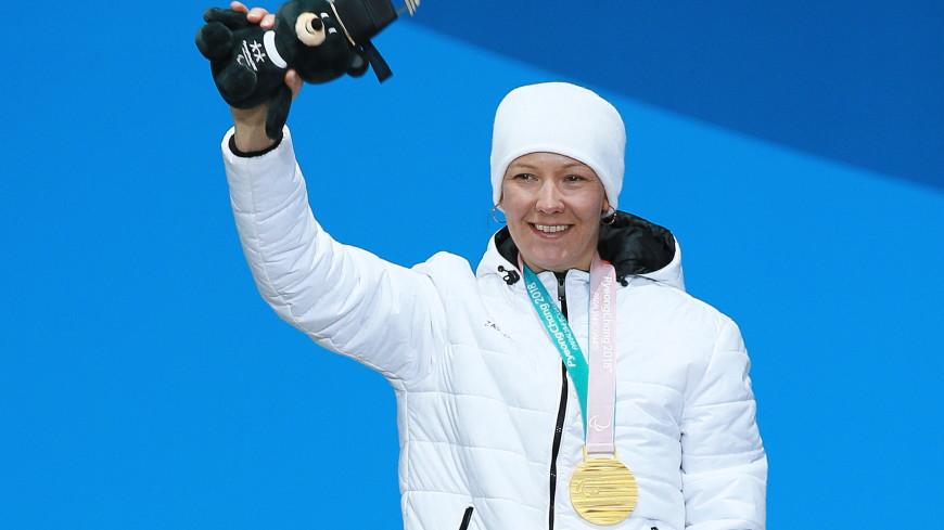 Королевы Пхенчхана: впервые в России – семикратная паралимпийская чемпионка