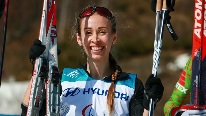 Российские паралимпийцы снова поднялись на пьедестал
