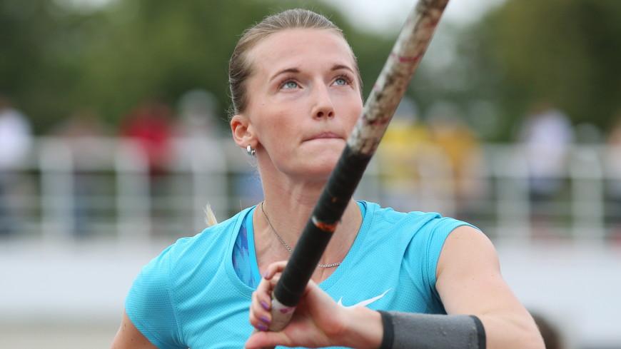Россиянка Сидорова завоевала серебро зимнего ЧМ в прыжках с шестом