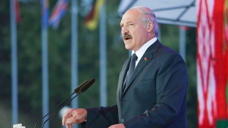 Лукашенко о молочном споре с Москвой: Без ответа это не останется