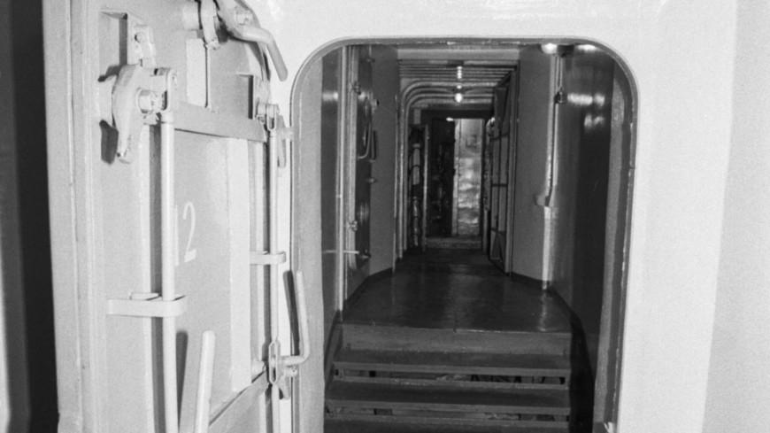 Советский подземный штабной бункер Балтфлота нашли в Латвии