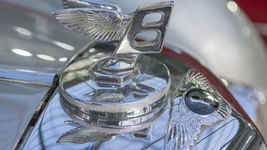 Голландцы превратили Bentley Continental GT во внедорожник