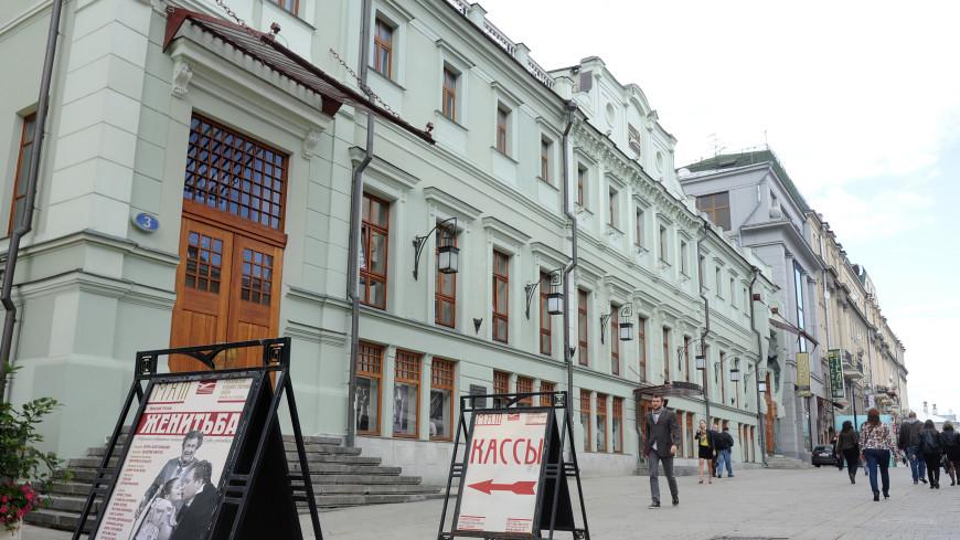 МХТ им. Чехова отменяет спектакли