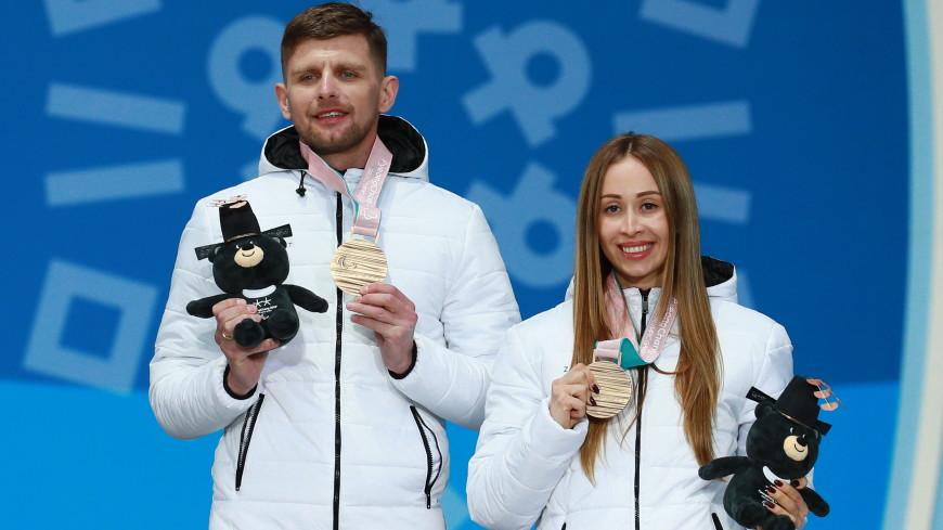 Биатлонистка Лысова завоевала серебро на Паралимпиаде-2018