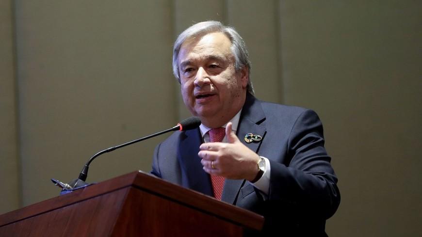 Генсек ООН приветствовал встречу глав КНР и КНДР