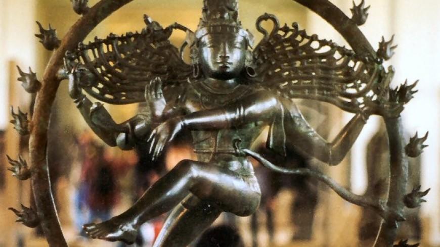В Индии нашли древнюю статую танцующего Шивы