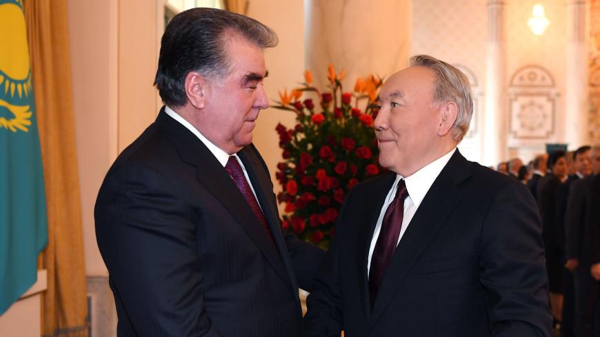 Лидеры Казахстана и Таджикистана обсудили ситуацию в Афганистане