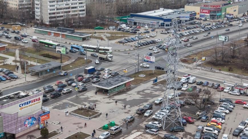 В Москве за три года построят более 270 км дорог