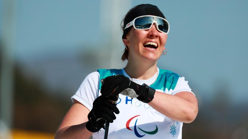 Анна Миленина завоевала золото Паралимпиады