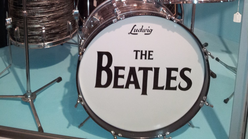 На аукцион выставят фото первых гастролей The Beatles в США