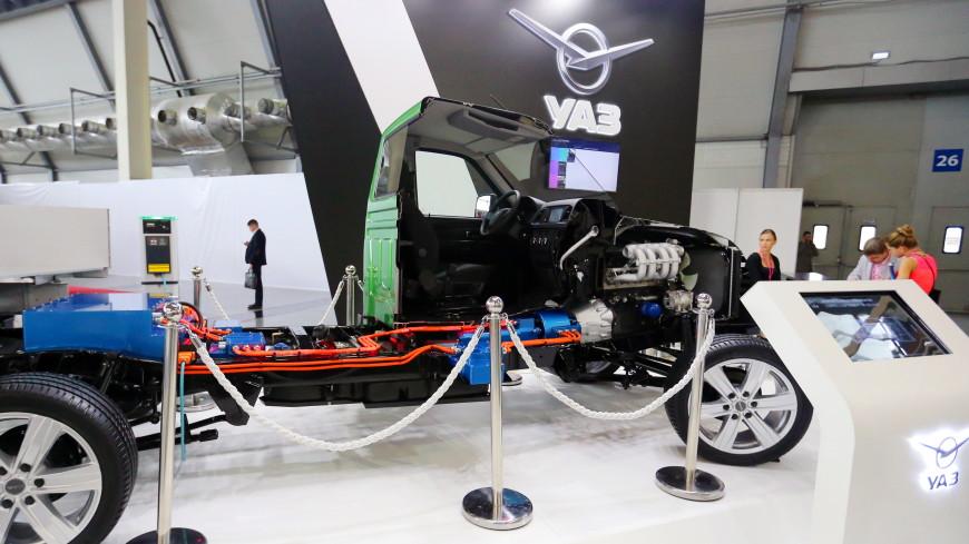 УАЗ планирует выпустить гибридное авто к 2021 году