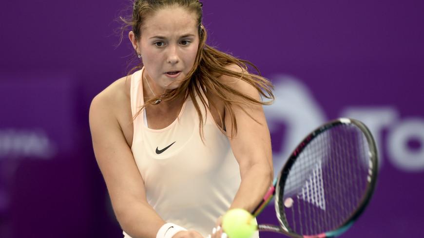 Касаткина вышла в полуфинал турнира в Индиан-Уэллсе