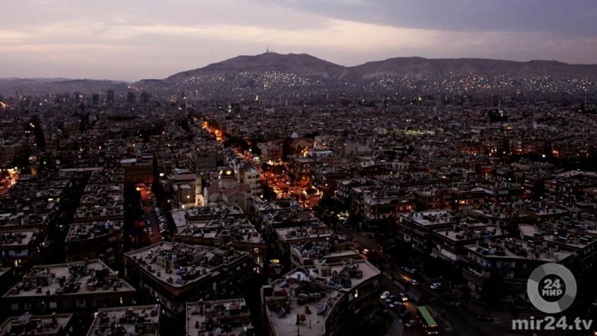 Впервые за 7 лет армия Сирии разблокировала главную автотрассу Дамаска